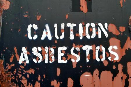 På webben finns information om asbest i form av kunskapsbanker om asbestsanering.